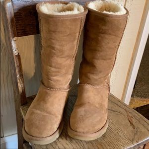 ✨Perfect Condition Tall Tan Uggs